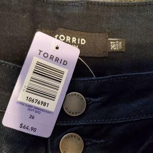 26T Torrid Dressy Jeans